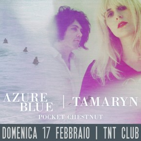 A NIGHT LIKE THIS FESTIVAL PREVIEW w/ TAMARYN / AZURE BLUE / POCKET CHESTNUT