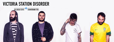 VICTORIA STATION DISORDER - - A Night Like This Festival 18 Luglio 2015, Chiaverano (TO)