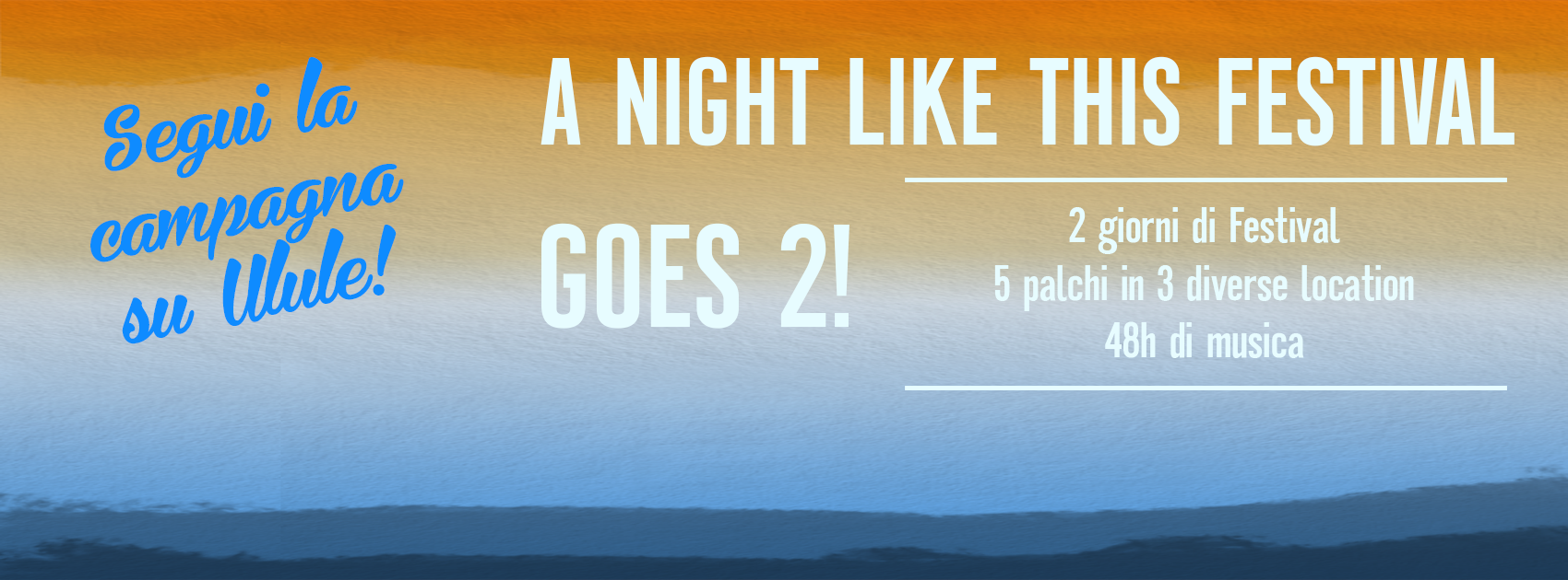 A Night Like This Festival Goes 2!