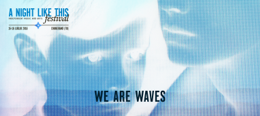 WE ARE WAVES - COVER