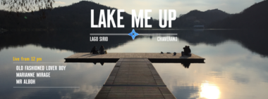 LAKE ME UP - cover sito